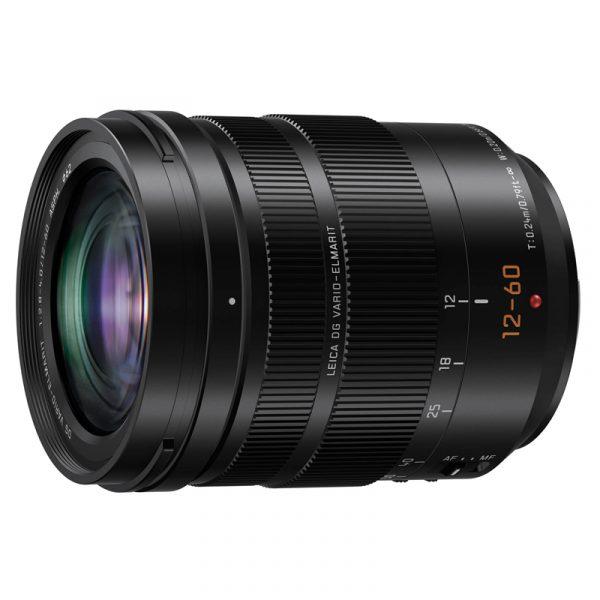 Panaosnic Lumix 12-60mm F2.8-4.0 ASPH Leica