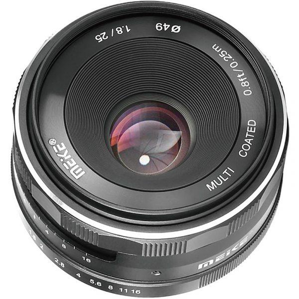 Meike 25mm F1.8 For Sony