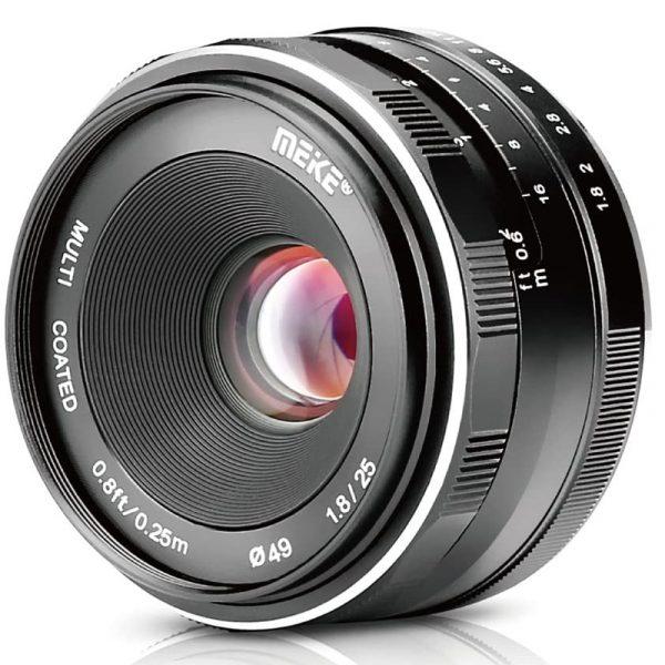 Meike 25mm F1.8 For Fujifilm