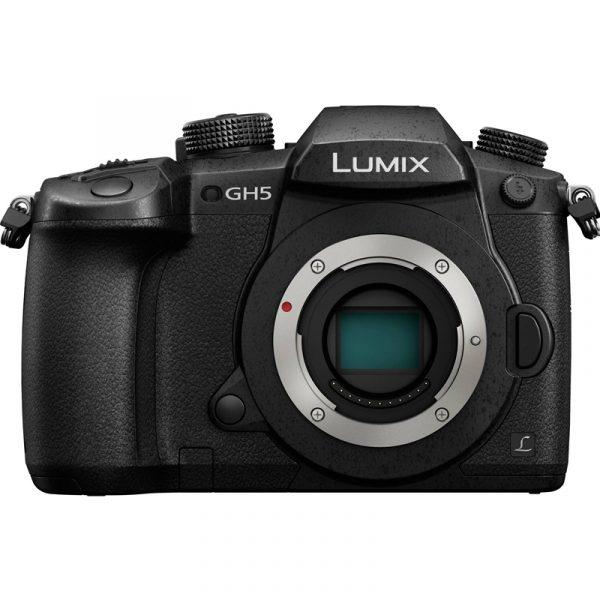 Panasonic Lumix GH5-4K Black