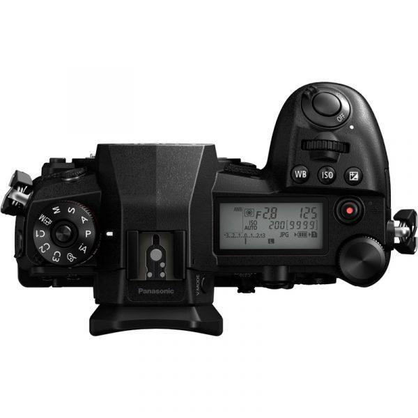 Panasonic Lumix G9-4K Black