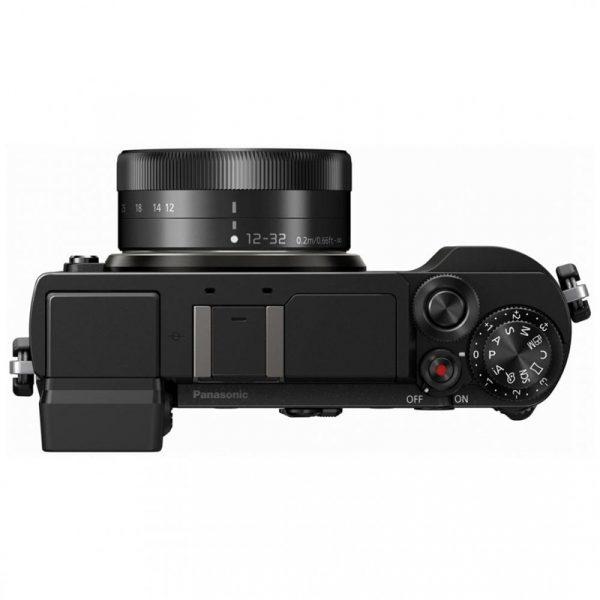 Panasonic Lumix GX-9K Kit 12-32 Black