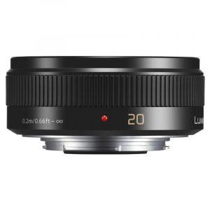 Panasonic Lumix 20mm F1.7 II ASPH