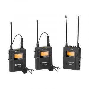Saramonic Wireless UWMIC9 Kit 2 (RX9 + 2TX9)