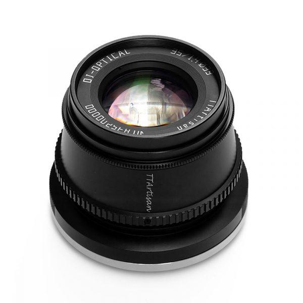 Ttartisan 35mm F1.4 For Canon EOS-M