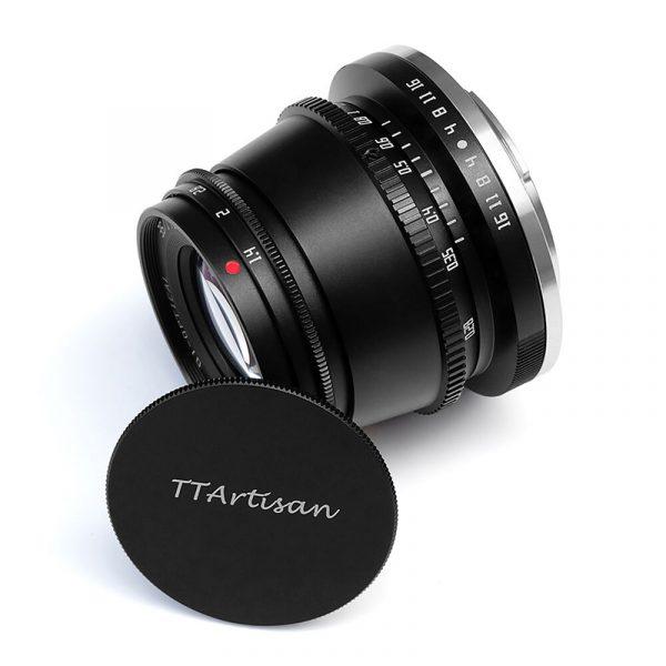 Ttartisan 35mm F1.4 For Micro Four Third