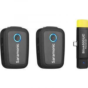 Saramonic Dual Wireless Blink 500 B6 (Type-C)